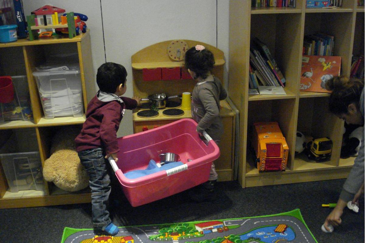Flüchtlingshilfe im Landkreis