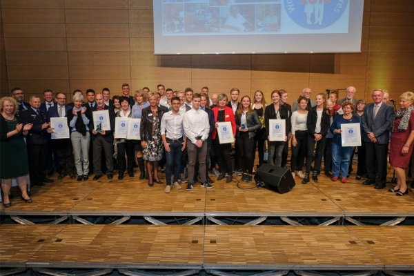 Wolfenbütteler des Jahres 2018 Gruppenbild